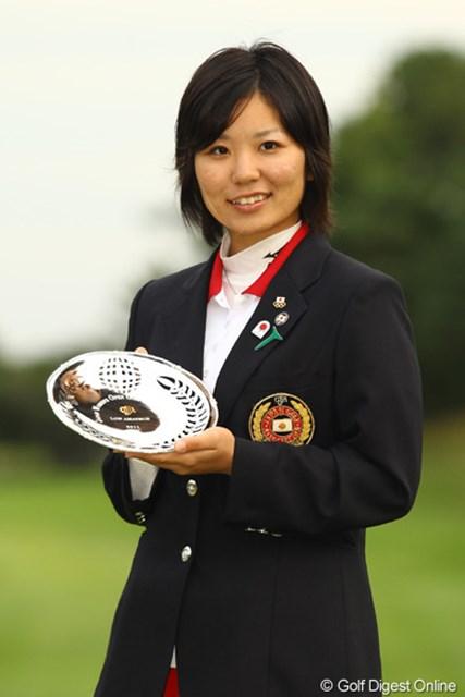 今日は何とか耐えて35位タイフィニッシュ。念願の日本女子オープンローアマゲットです。