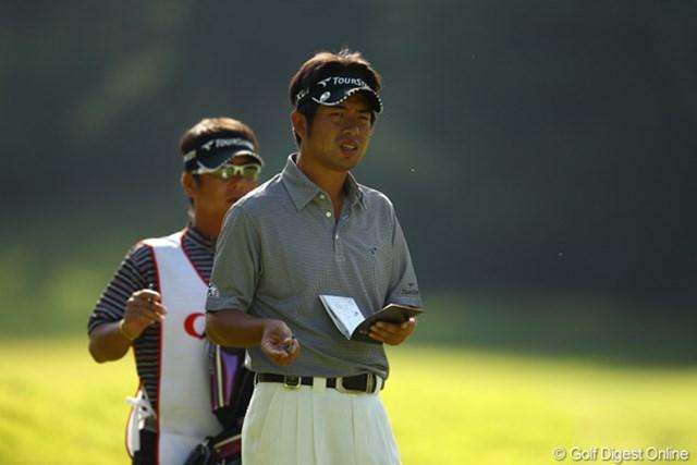 今季2勝目を狙う池田勇太の3日目の猛チャージに期待