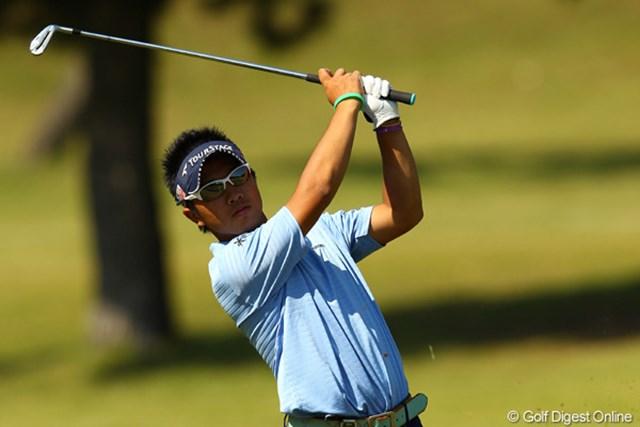 気持ちを切り替え、伊藤誠道は次週の「日本オープン」での活躍を誓う