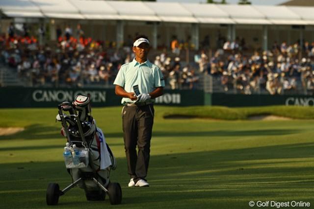 5バーディボギーなし!それでも前向きなコメントは出ません。病んでるゴルフだそうです