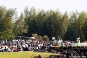 2011年 SANKYOレディースオープン 2日目 古閑美保