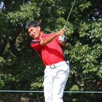 5バーディ、ノーボギーで単独2位フィニッシュ。「バーディが獲れるって嬉しいですね」と友利 2011年 皇潤カップ日本プロゴルフシニア選手権大会 最終日 友利勝良