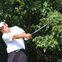 三好隆、3ストローク落として3位タイに後退も「次戦こそ頑張ります」 皇潤カップ日本プロゴルフシニア選手権大会三好隆
