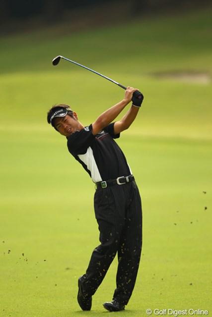 ショットの安定感が徐々に戻ってきた池田勇太。次週からは普段以上の注目を受ける存在だ