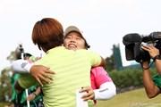 2011年 SANKYOレディースオープン 最終日 アン・ソンジュ