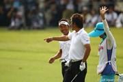 2011年 キヤノンオープン 最終日 久保谷健一