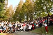 2011年 キヤノンオープン 最終日 石川遼