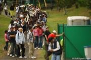 2011年 キヤノンオープン 最終日 トイレ