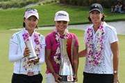 2011年 サイム・ダービー LPGA マレーシア 事前情報 ジミン・カン