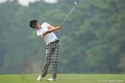 2011年 日本オープンゴルフ選手権競技 初日  諸藤将次