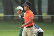 2011年 日本オープンゴルフ選手権競技 初日 伊藤誠道