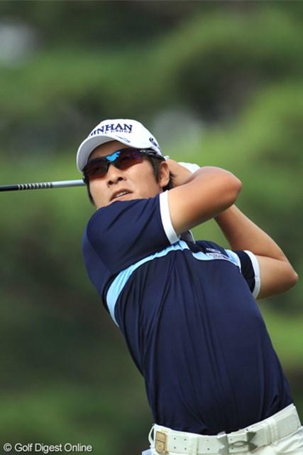 史上6人目の日本オープン連覇の夢が2日で散ったキム・キョンテ