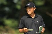 2011年 日本オープンゴルフ選手権競技 2日目 佐藤信人