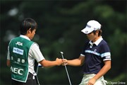 2011年 日本オープンゴルフ選手権競技 2日目 キム・キョンテ