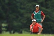 2011年 日本オープンゴルフ選手権競技 2日目 松村道央