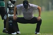 2011年 日本オープンゴルフ選手権競技 2日目 ベ・サンムン