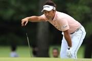 2011年 日本オープンゴルフ選手権競技 3日目 久保谷健一
