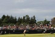 2011年 日本オープンゴルフ選手権競技 3日目 18番グリーン横スタンド