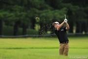2011年 日本オープンゴルフ選手権競技 3日目 松村道央