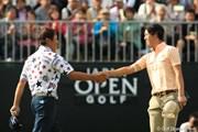 2011年 日本オープンゴルフ選手権競技 3日目 上田論尉&石川遼