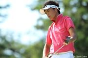 2011年 日本オープンゴルフ選手権競技 最終日 洪健堯