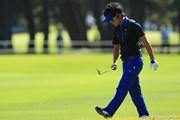 2011年 日本オープンゴルフ選手権競技 最終日 浅地洋祐
