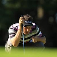 今日は崩れに崩れ優勝争いから脱落。 2011年 日本オープンゴルフ選手権競技 最終日 ネベン・ベーシック