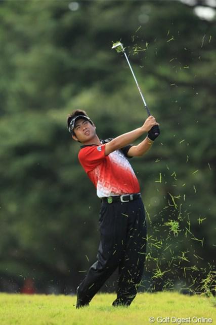 2011年 日本オープンゴルフ選手権競技 最終日 池田勇太 個人的に同じ歳なのでいつか日本OPEN優勝してほしいです。TOTAL+8 25T