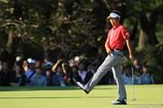 2011年 日本オープンゴルフ選手権競技 最終日 久保谷健一