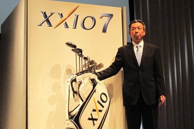 ギアニュース 7代目「ゼクシオセブン」は打ちやすく飛ばせる NO.1 12年連続売り上げNO.1!7代目「ゼクシオセブン」