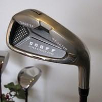 やさしく飛ばしたいゴルファーへ。オノフ アイアン(通称:赤アイアン) ギアニュース 安心感が増大!2012年オノフシリーズ NO.4