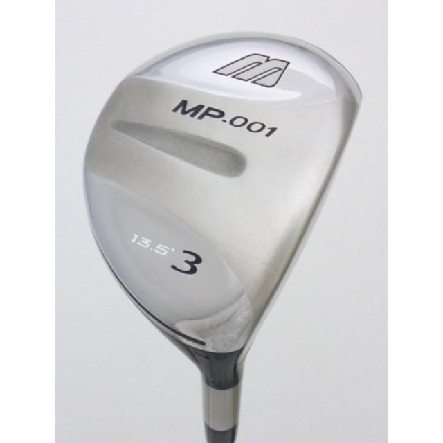 中古ギア情報 中古ギアで楽しむ2011年日本オープン NO.1 すでに値段も安くなっている名器。見つけたら即買い?!ミズノ MP001フェアウェイウッド