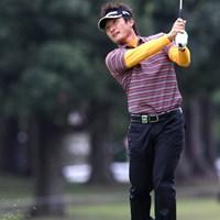 今季初優勝のかかる宮本勝昌。今年はパー72から71に変更された袖ヶ浦だが、それを感じさせない爆発ぶり 2011年 ブリヂストンオープンゴルフトーナメント 初日  宮本勝昌