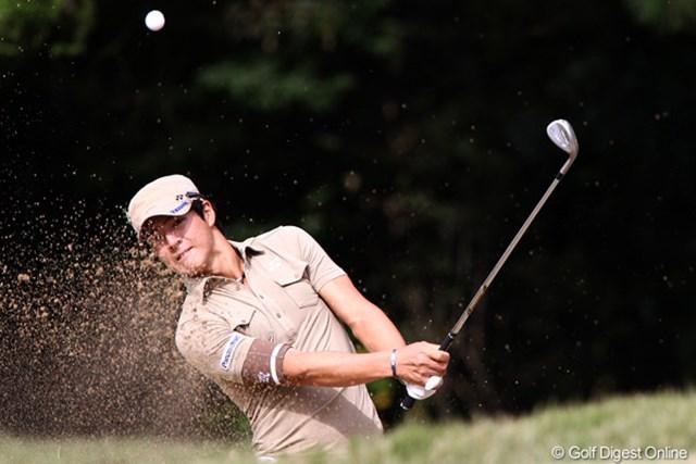 2011年 ブリヂストンオープンゴルフトーナメント 初日 石川遼  「2アンダーであがれたのはラッキーですね」