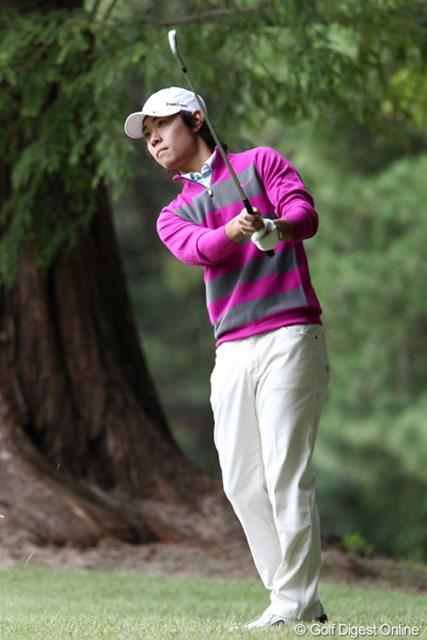 2011年 ブリヂストンオープンゴルフトーナメント 初日  櫻井勝之  明治大学生アマチュア2アンダー10位タイ