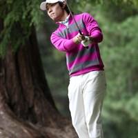 明治大学生アマチュア2アンダー10位タイ 2011年 ブリヂストンオープンゴルフトーナメント 初日  櫻井勝之