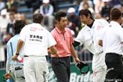 2011年 ブリヂストンオープンゴルフトーナメント 2日目 池田勇太