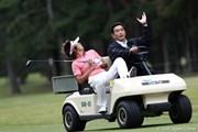 2011年 ブリヂストンオープンゴルフトーナメント 2日目 Jチョイ