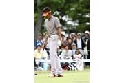 2011年 ブリヂストンオープンゴルフトーナメント  最終日 河井博大
