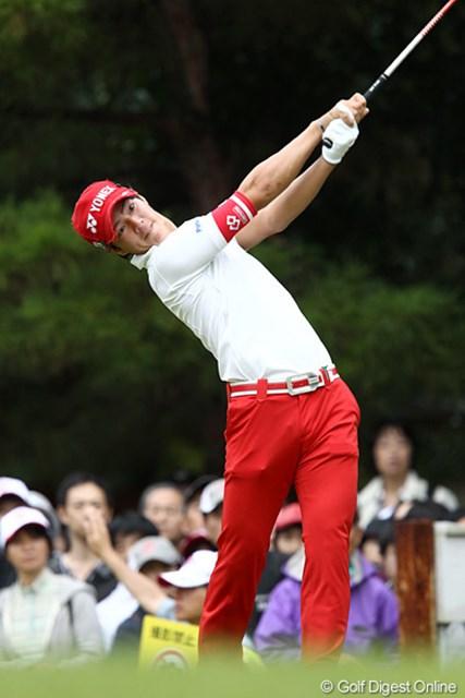 2011年 ブリヂストンオープンゴルフトーナメント  最終日  石川遼  賞金王争いも気になるところ・・・