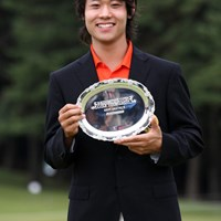 ベストアマ獲得、サードQTにでるそうな・・ 2011年 ブリヂストンオープンゴルフトーナメント  最終日  櫻井勝之