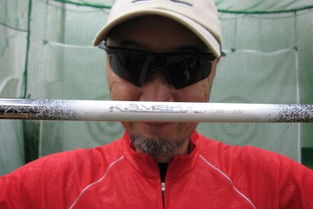クラブライターのマーク金井が「藤倉ゴム工業 ランバックス プラチナ」シャフトを試打レポート