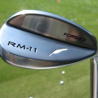 単品ウェッジと言えばこのメーカー!「フォーティーン RM-11 ウェッジ」を試打レポート 新製品レポート フォーティーン RM-11 ウェッジ NO.1