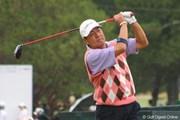2011年 日本シニアオープンゴルフ選手権競技 3日目 室田淳