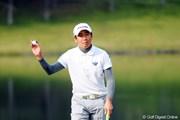 2011年 マイナビABCチャンピオンシップゴルフトーナメント 3日目 河野晃一郎