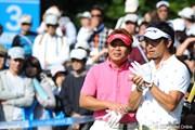 2011年 マイナビABCチャンピオンシップゴルフトーナメント 3日目 上本義幸、河瀬賢史