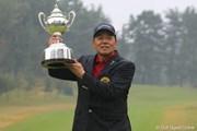 2011年 日本シニアオープンゴルフ選手権競技 最終日 室田淳