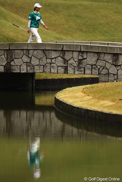昨日までのゴルフはどこへやら。今日はショットが乱れまくり。復活を待ち続けたいです。