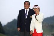 2011年 樋口久子 森永製菓ウイダーレディス 最終日 有村智恵