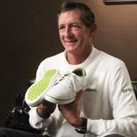ハンク・ヘイニーがクロックスと共同開発したゴルフシューズについて語る ギアニュース クロックスがタイガーの元コーチとゴルフシューズを共同開発 NO.1